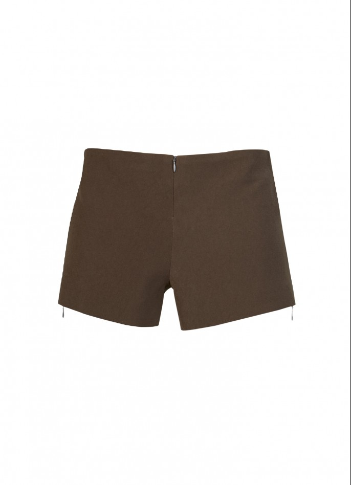 ULTRASUEDE SHORTS